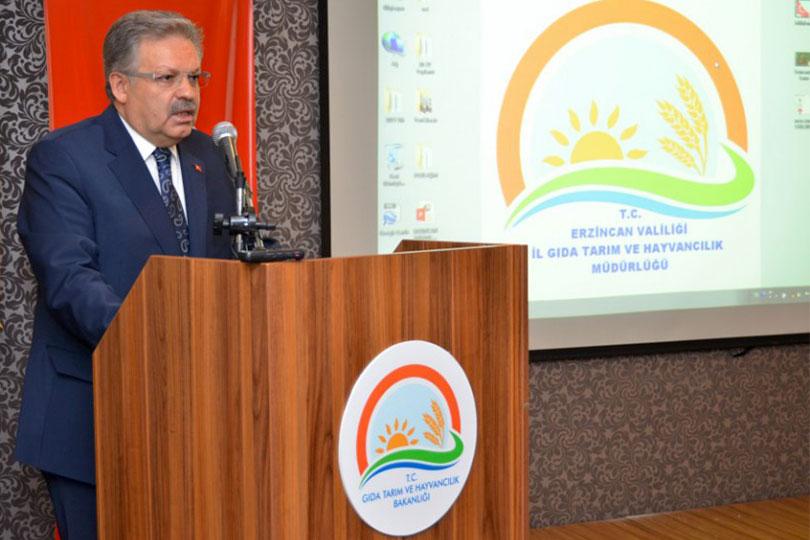 """Photo of Erzincan Valisi Süleyman Kahraman; """"Tulum Peynirinin Korunması İçin Meralarımıza Sahip Çıkmak Zorundayız"""""""