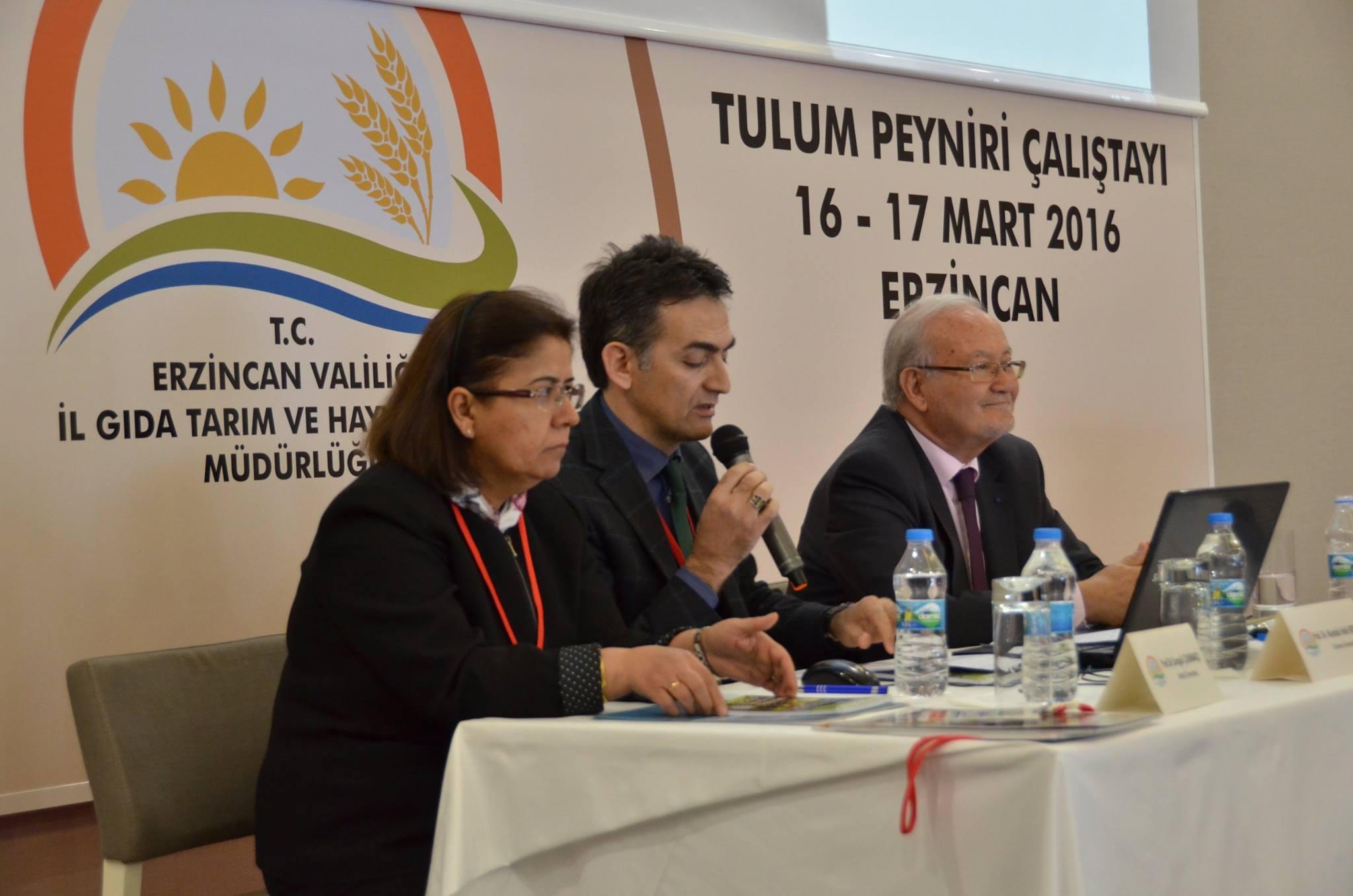 Photo of Erzincan Tulum Peyniri Çalıştayına Ev Sahipliği Yapıyor